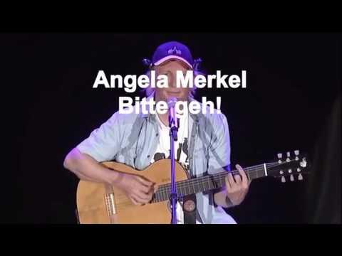 Das Angela Merkel Rücktritts Lied