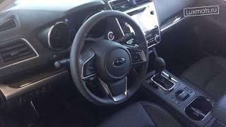 Всесезонные автомобильные коврики в салон Subaru Outback 5 (Субару Аутбэк 5) 2014-н.в. LUXMATS.RU