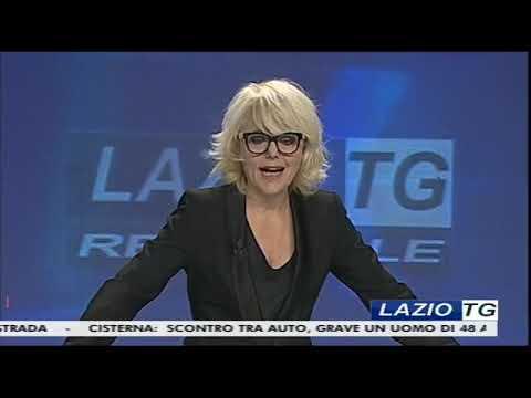 LAZIO TG DEL 28/10/2021 EDIZIONE DELLE 13.30
