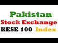 Pakistan stock exchange tips for up and down of KSE index points