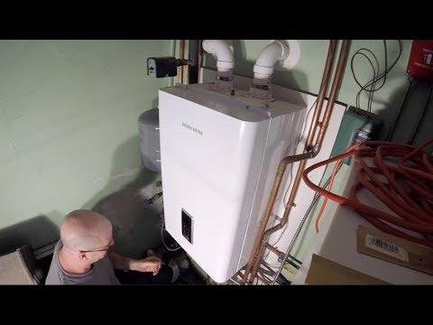 Simple Navien Tankless Flow Sensor Replacement 10