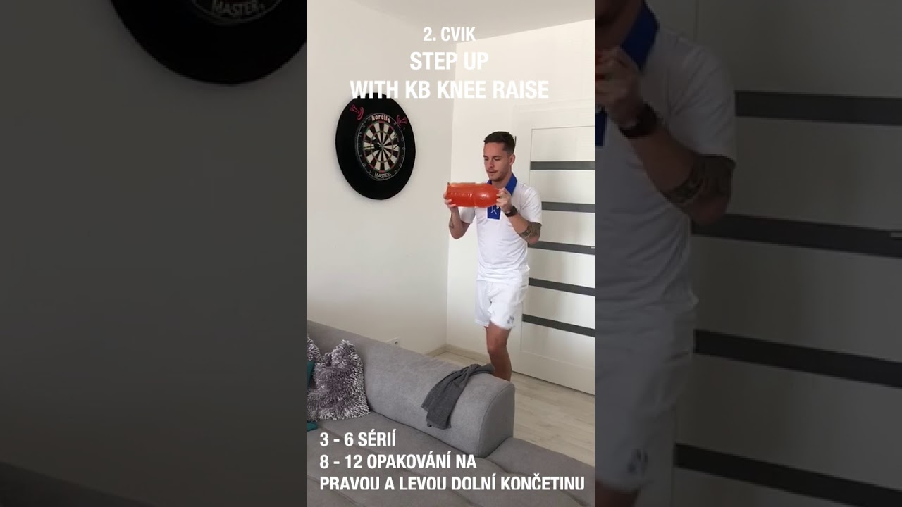 CVIČÍME S BANÍKEM / 2. díl