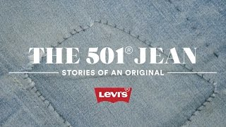 levi s presents the 501 jean stories of an original   trailer