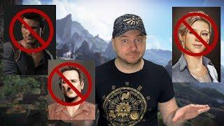 Uncharted: Утраченное наследие — в два раза меньше
