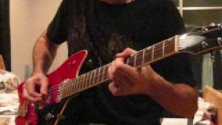ZZ Top - My Head's In Mississippi - Cover by Val