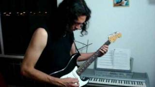 17th Century Chicken Picking (guitar cover with solo)