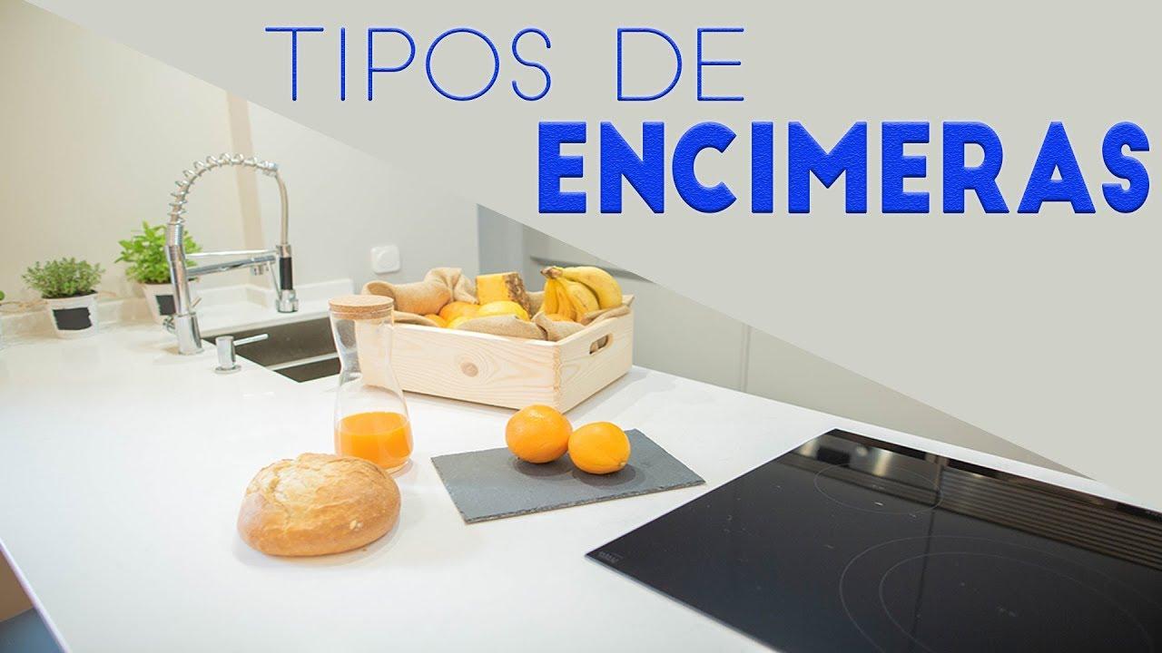 Qu encimera elegir para tu cocina tipos de encimeras - Encimeras para cocinas ...
