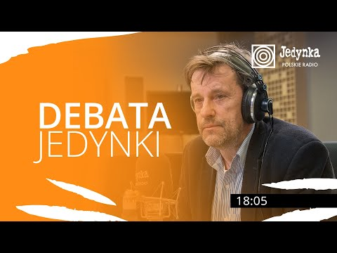 Witold Gadowski - Debata Jedynki 21.05 - Wysyp gangsterów celebrytów