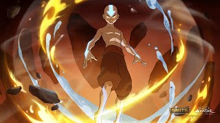Controlling The Elements To Destroy My Enemies With Aang in Smite - Avatar The Last Airbender