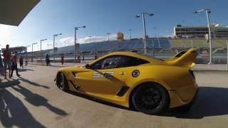 Ferrari Challenge Homestead Miami- Luke Betchner