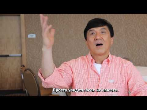 Jackie Chan talks about THE EXPENDABLES 3 (Interview)