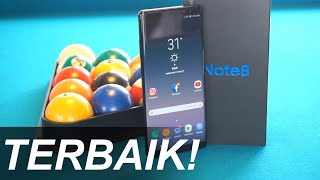 Samsung Galaxy Note 8 Review by Ridwan Hanif