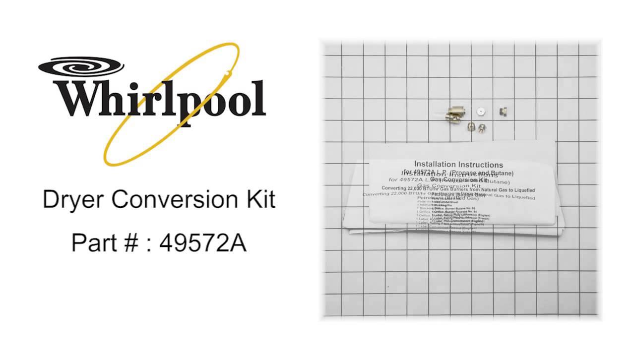49572a : Propane Conversion Kit on