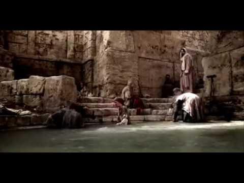 jesus cura o paralitico no tanque de betesda youtube