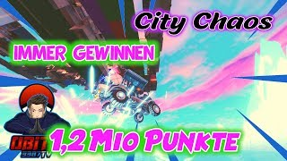 Fortnite: City Chaos Glitch/Every Round Win!!!!