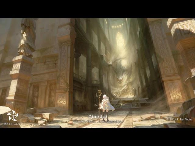 Jihashil (ft. Julie Seechuk) by Dimotai | Epic Fantasy Adventure Orchestral Music