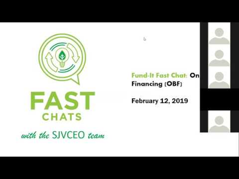 Fund-It Fast Chat: On-Bill Financing