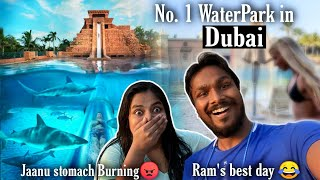 RAM SIGHT ADICHUFYING 😭😠 WE WENT TO BEST WATERPARK IN DUBAI