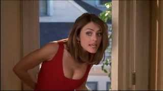 Elizabeth Hurley's perfect cleavage - My Favorite Martian.flv