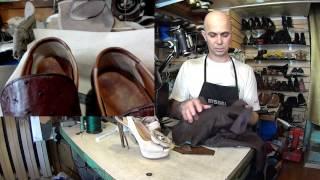 Фу.....отходы.  Ремонт обуви.(, 2017-03-14T14:00:54.000Z)