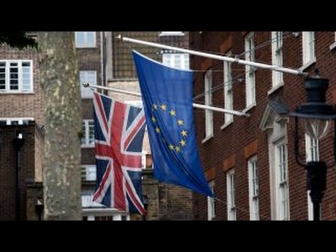 Historian says Britain never liked Europe
