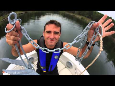 Boating Safety: How to Anchor your Boat