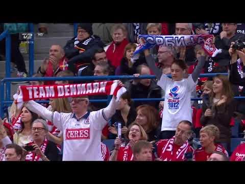 European Men's Handball Championship 2012 final, Serbia-Denmark, full match.
