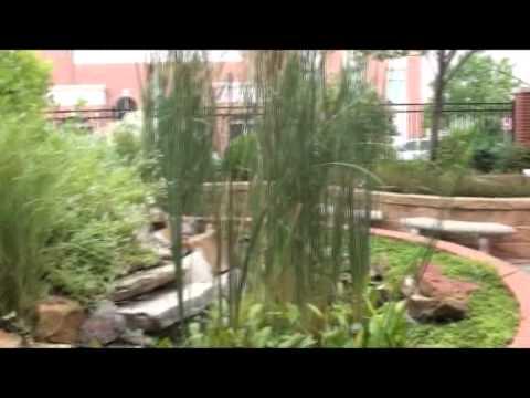 Apothecary Garden Guthrie Oklahoma - YouTube