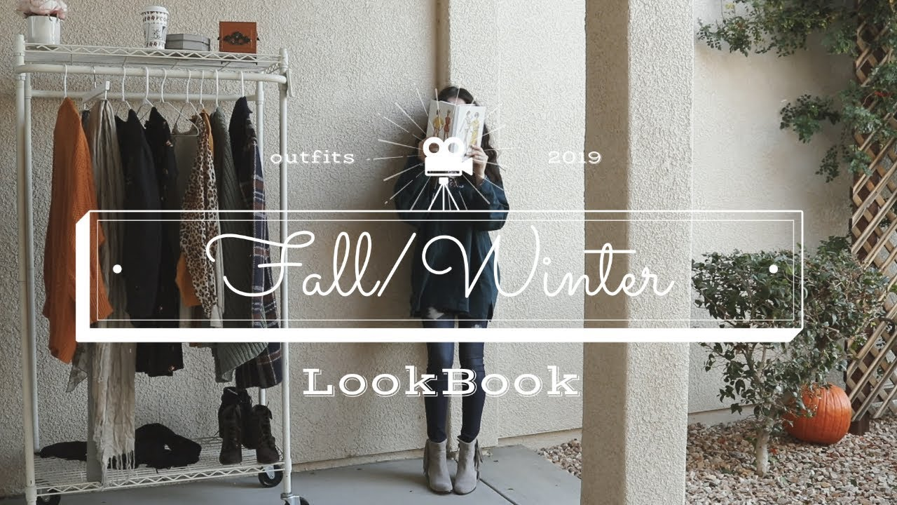 [VIDEO] - Fall / Winter LookBook 2019 (California Weather) 6