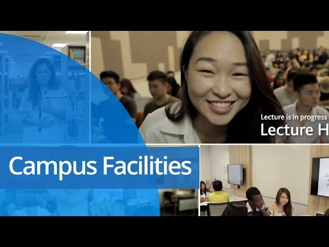 JCU Singapore Campus Facilities