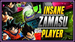 DBFZ ➤ Insane Zamasu Combos and pressure [ Dragon Ball FighterZ ]