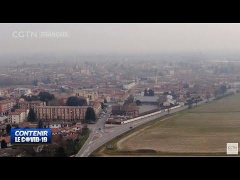 COVID-19: l'Italie devient le pays le plus touché d'Europe