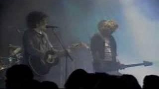The Cure - Adrenaline Club London - Jupiter crash