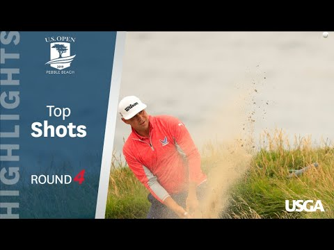 2019 U.S. Open, Round 4: Top Shots