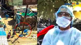 People Attack on Doctors in Indore | Hybiz TV
