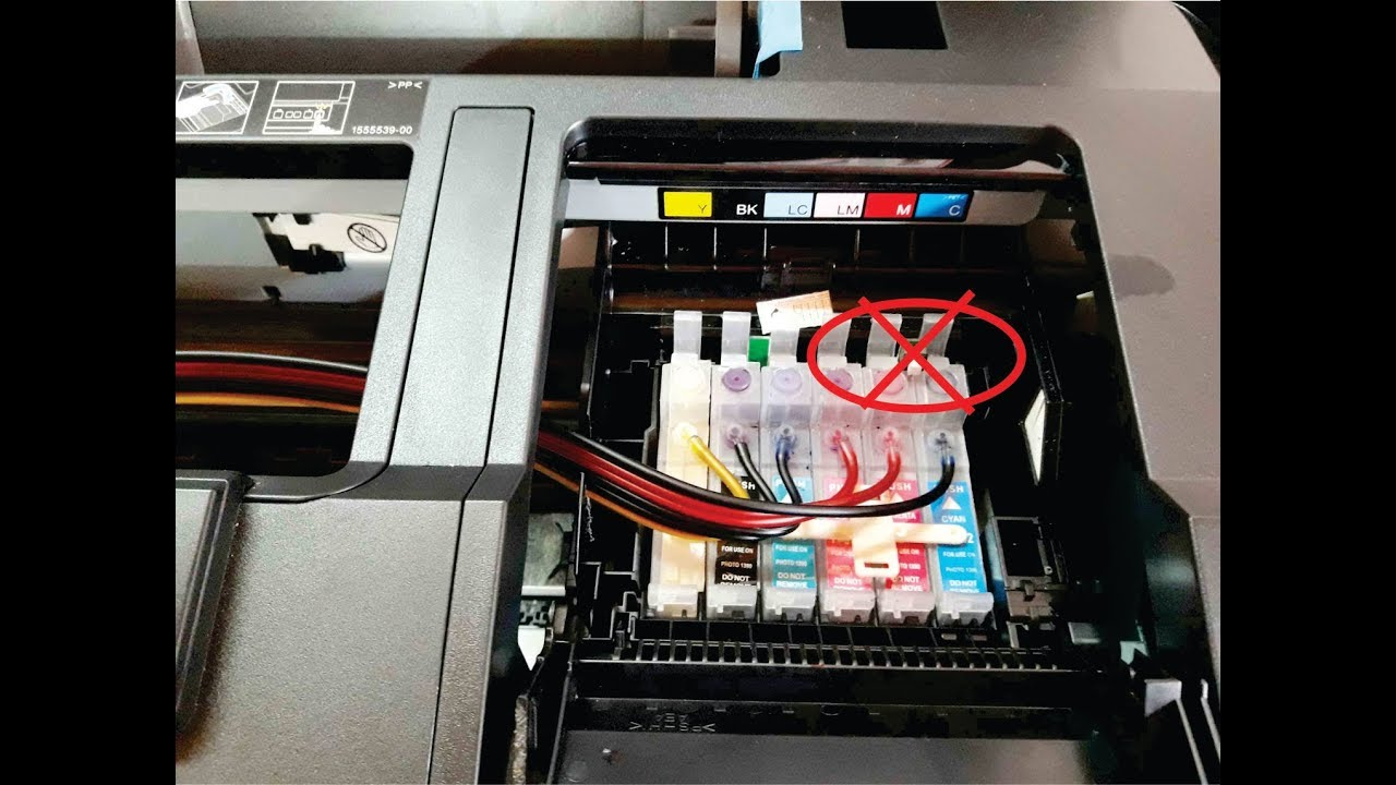 How to Fix Error 0x97 on Epson Printer (Epson 1430)
