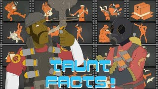 15 Mildly Interesting TF2 Taunt Facts, Trivia, & History