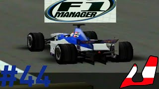 F1 Manager: Minardi Manager Career - Part 44 - Austria