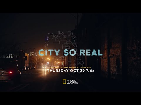 City So Real   Official Trailer