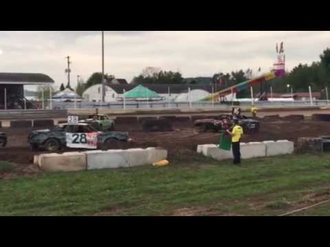 Manistee county fair 8-27-2016