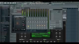 Видео урок FL Studio10 Пример...как написать Trance Melody с помощью Nexus