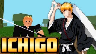 BECOMING ICHIGO KUROSAKI FROM BLEACH IN NINDO RPG: BEYOND!! | Roblox