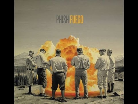 """Phish - New Song Release - """"The Line"""""""