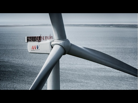 Largest Wind Turbine in Denmark Breaks Record | greenversal