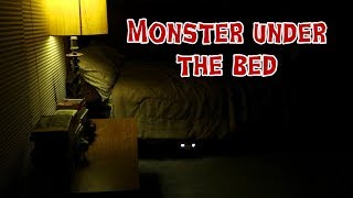 HFR 2018 - 3RD PLACE - Monster Under the Bed