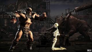 mortal kombat x ferra torr performs all female characters fatalities