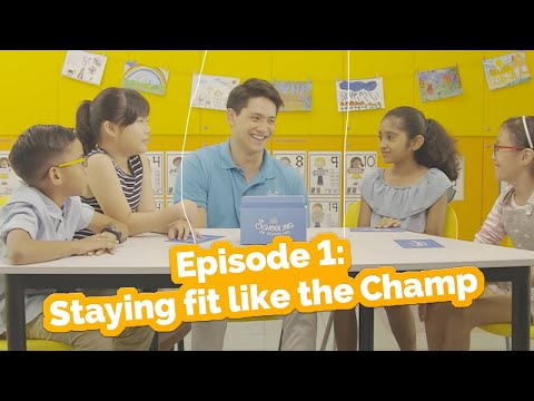 Schooling On Schooling Ep1: Staying Fit