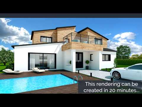 Cedreo, 3D architecture software for home designers