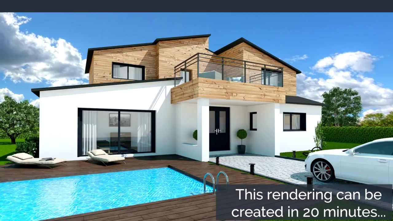 Cedreo 3d Architecture Software For Home Designers Youtube