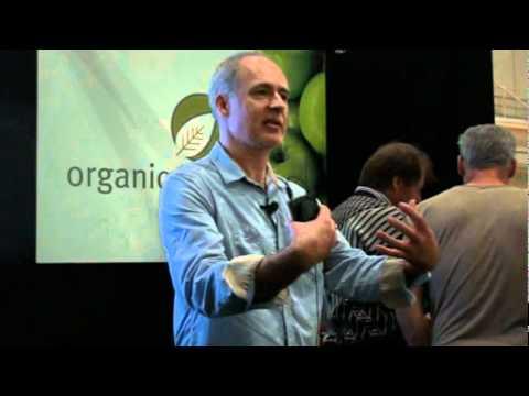 GMO case study: Steve Marsh - Organic farmer versus GM canola with introduction by Scott Kinnear